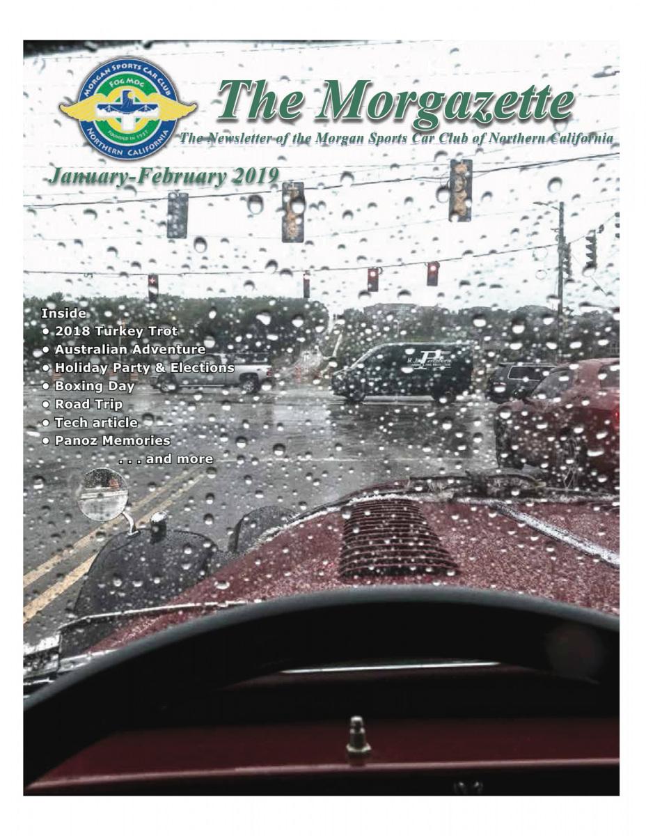 A Morgan Tale - Page 1