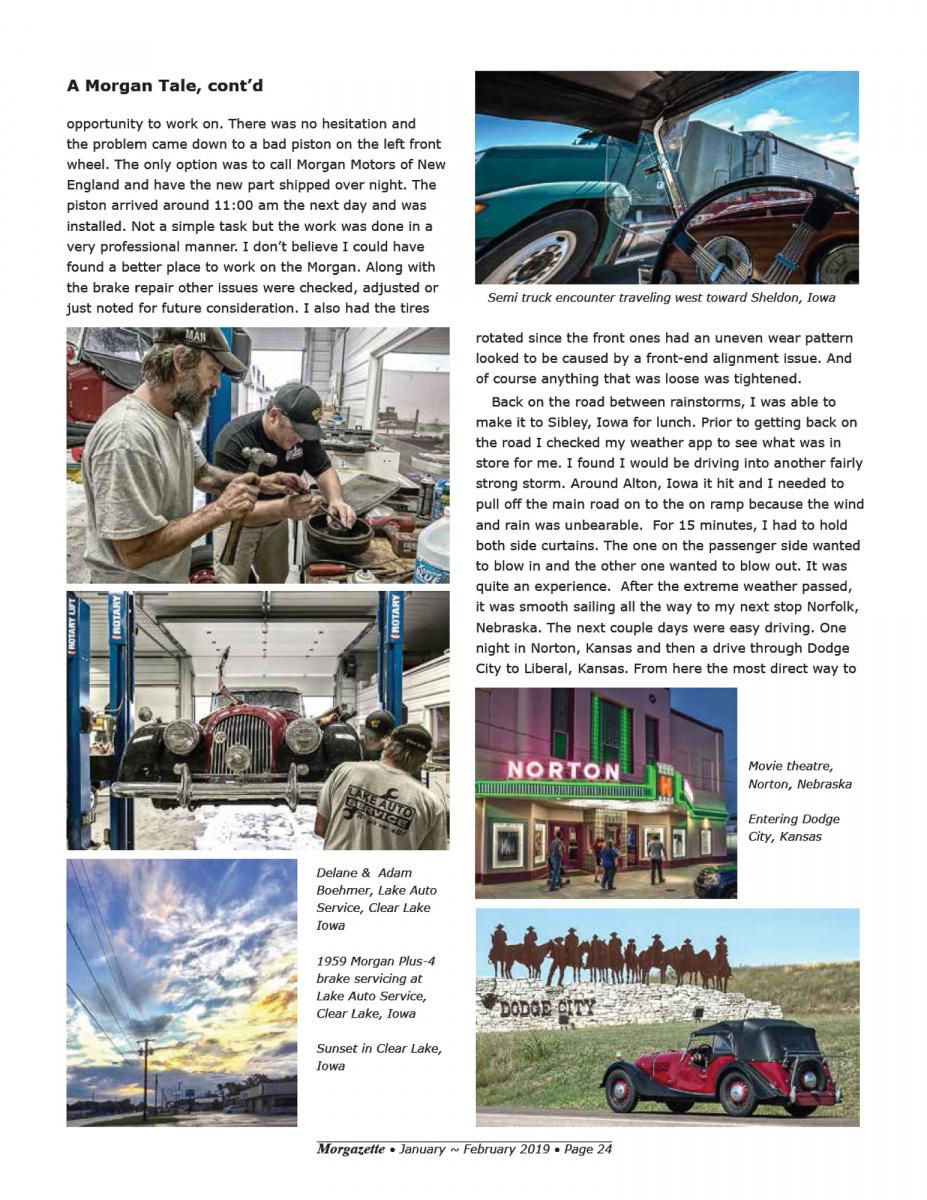 A Morgan Tale - Page 5