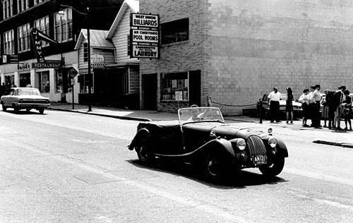 Vintage Neil Miller. Photo by Bryan C. Tate.