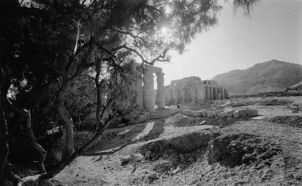 Rameseum - Luxor