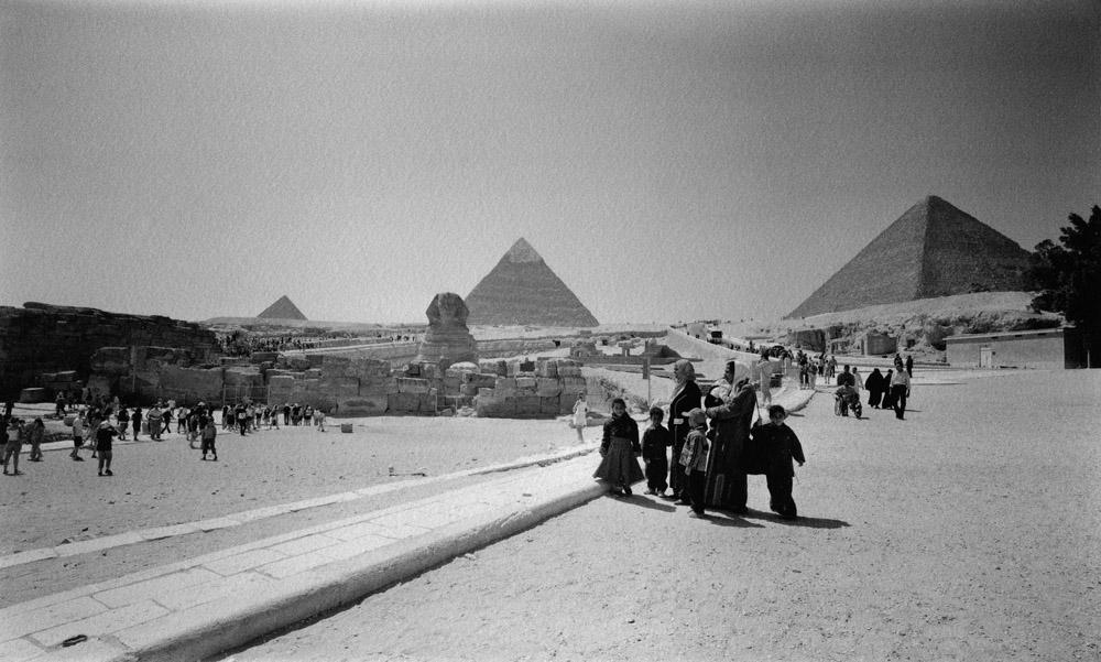 Giza & Sphinx