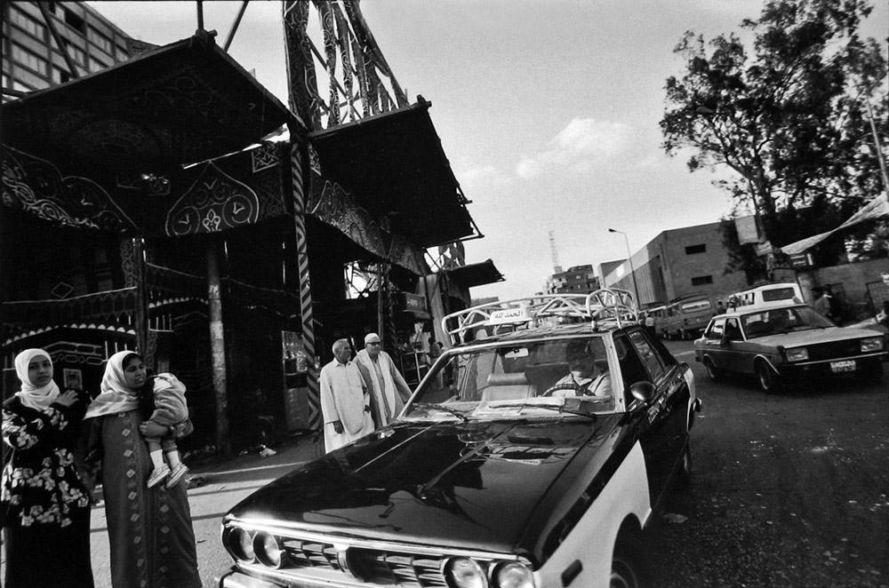 Taxi - Cairo