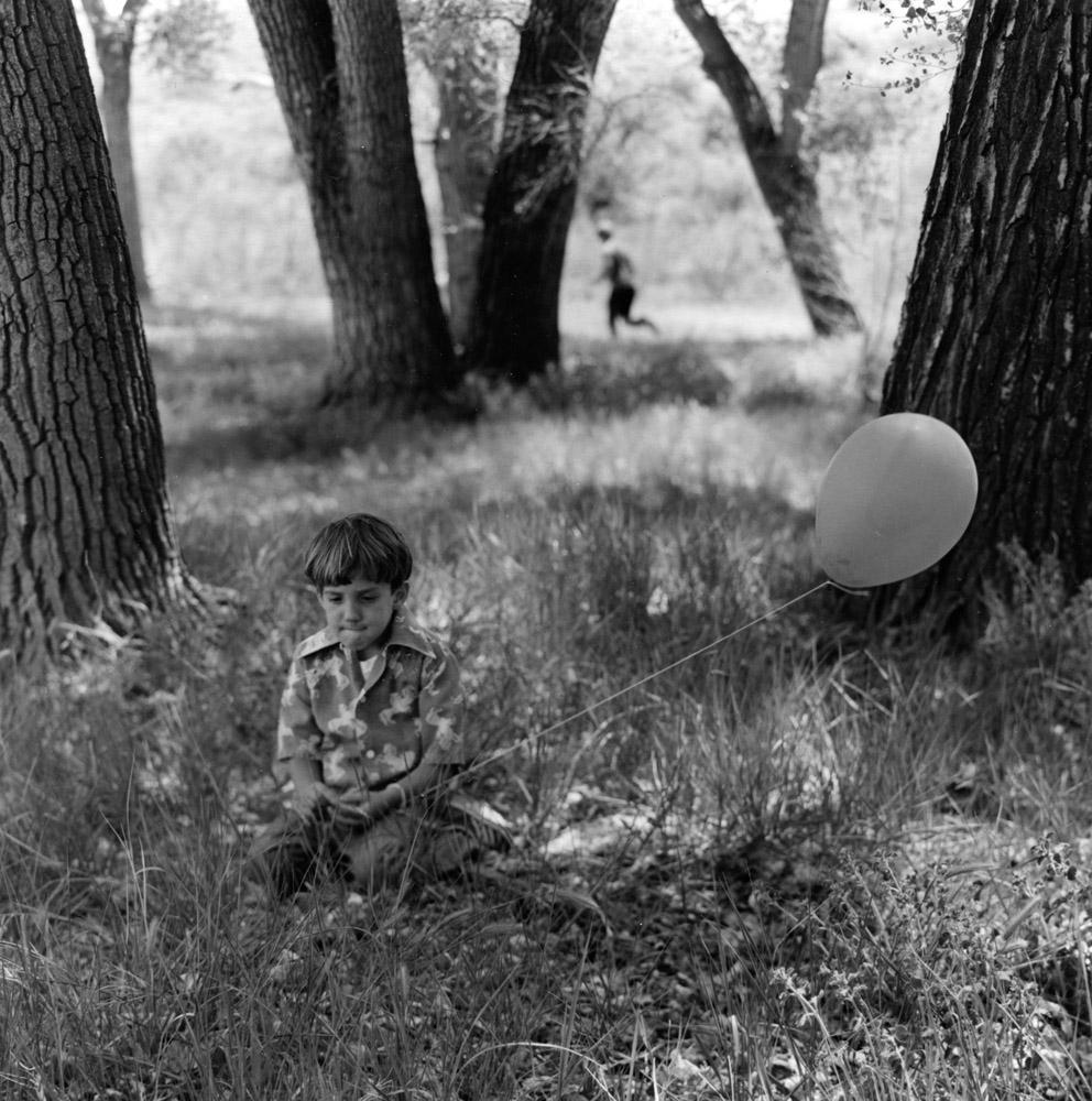 Mark & Balloon