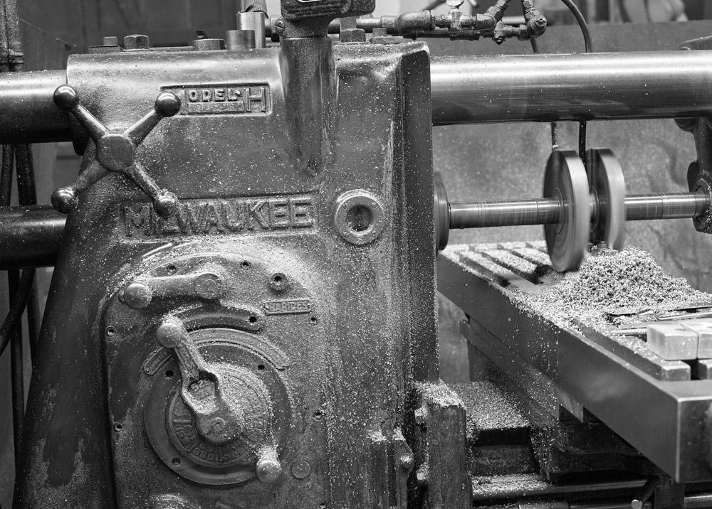 Milling machine #1