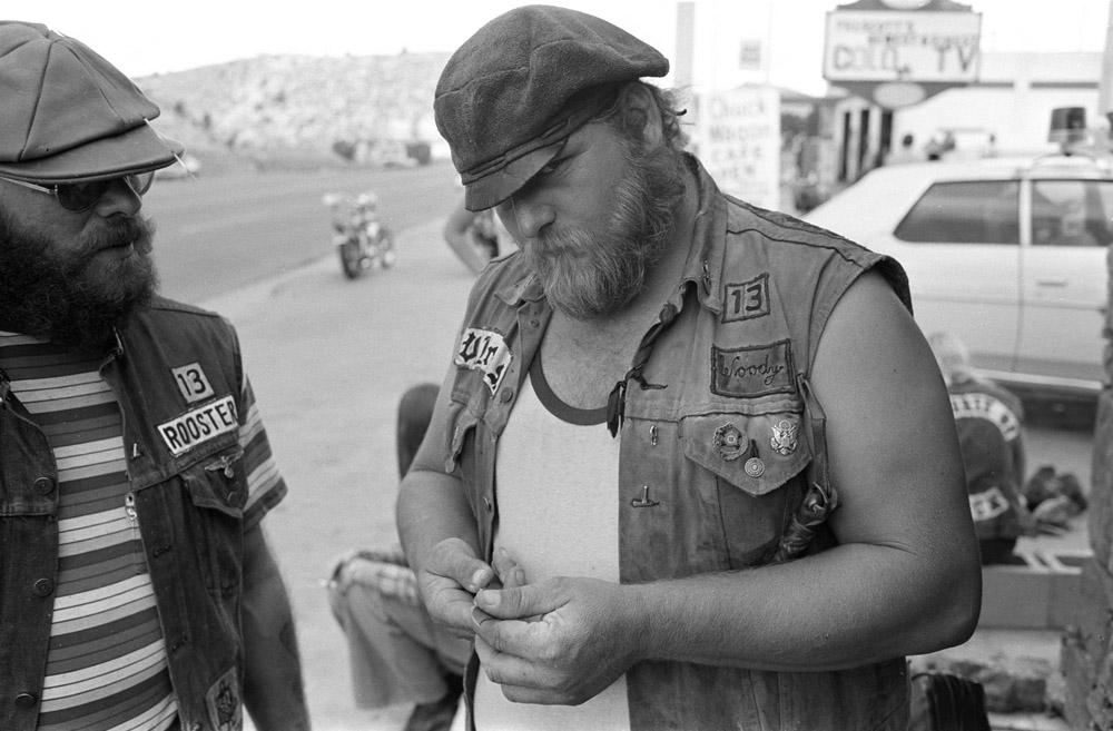 Rooster & Woody - Prescott, AZ Summer 76