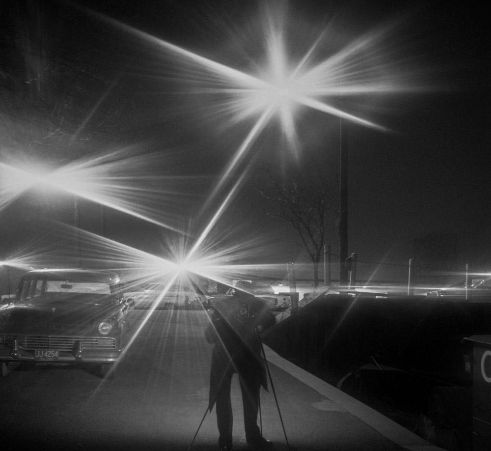 Evening Photo Shoot 1962