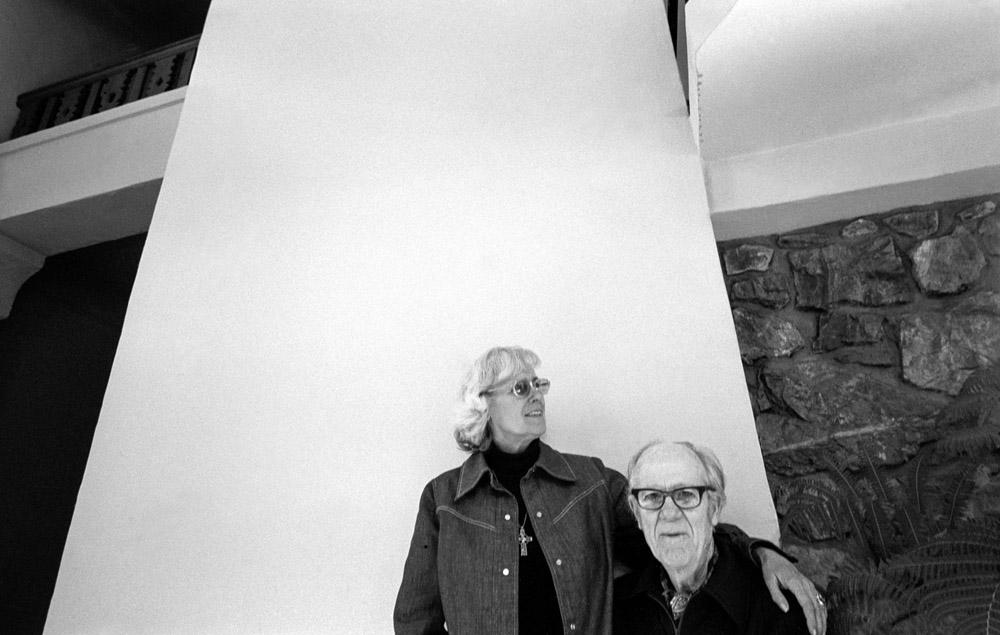 Wynn & Edna Bullock - Yosemite 1975