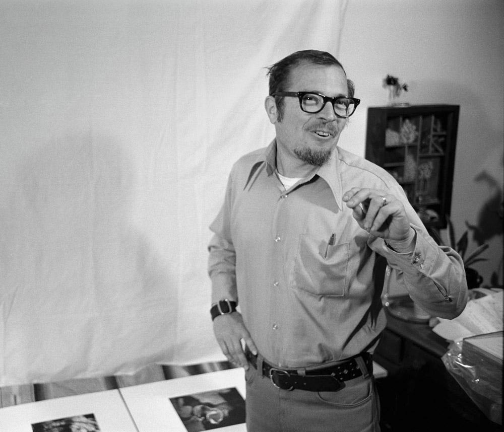 Jack Stuler - class critique ASU 1976