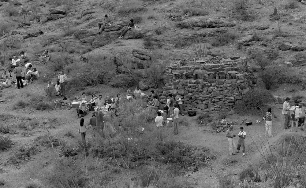 Friends of Photography - Tucson Workshop 1977