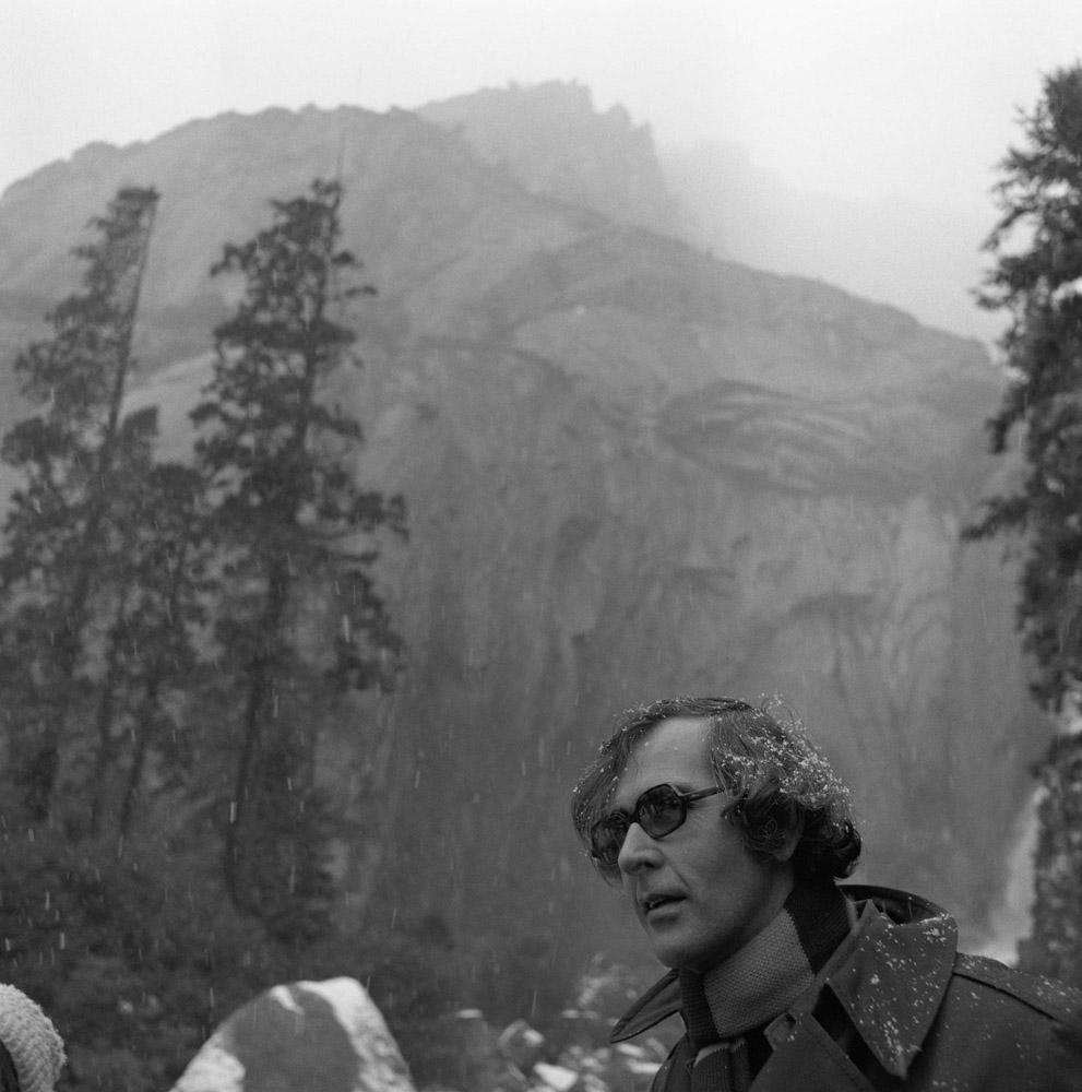 Jerry Uelsmann - Yosemite 1973