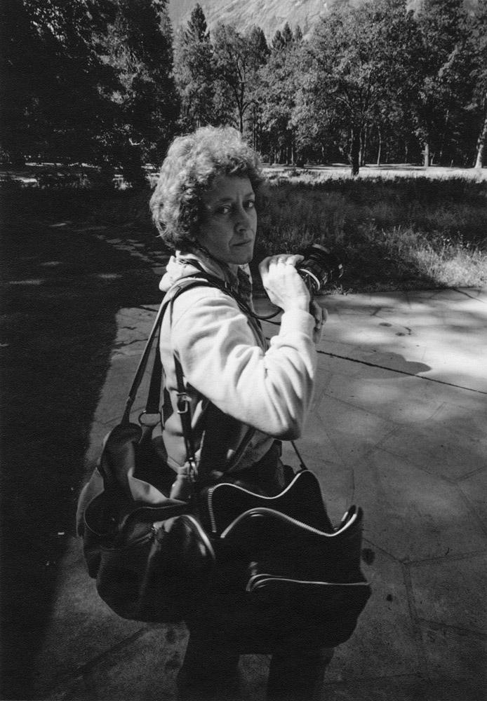 Eva Rubinstein - Yosemite 1974