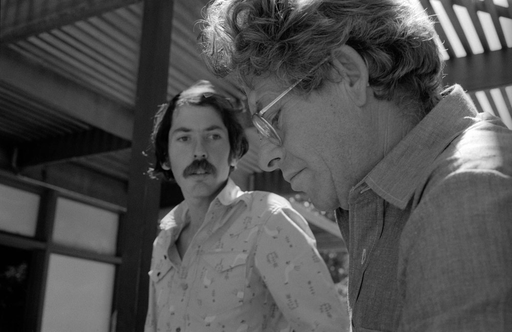 Norman Locks & Garry Winogrand - Yosemite 1974