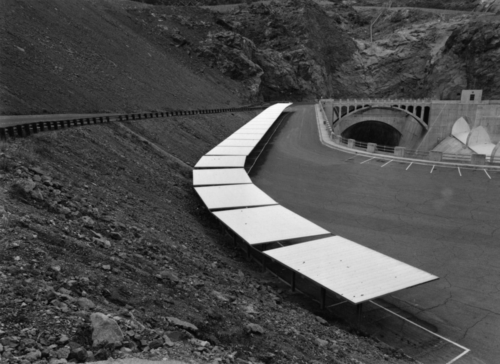 Car Park - Boulder Dam, AZ